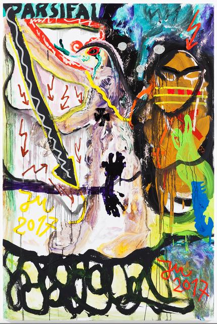 """, '""""DR. BLITZSCHLAG """"K.U.N.S.T."""""""",' 2017, Galerie Krinzinger"""