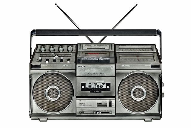 , 'Boombox 28,' 2010, Joseph Gross Gallery