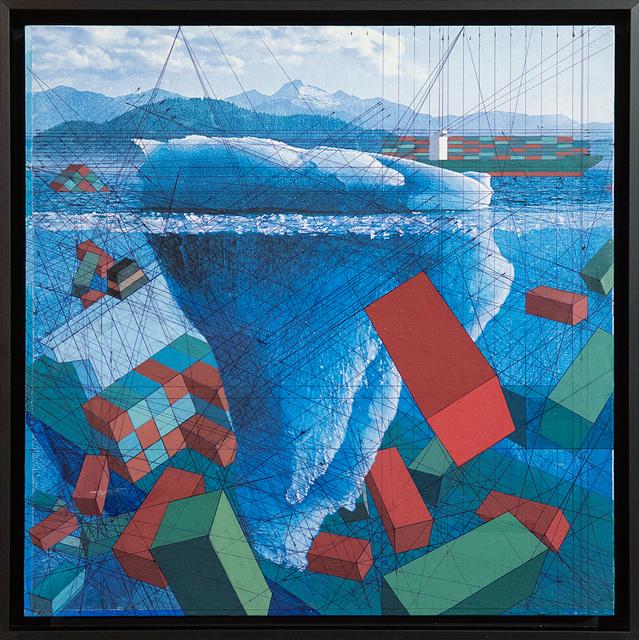 , 'Sunk ,' 2018, Treason Gallery