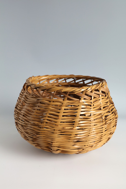", '""Fisherman"" Flower Basket (T-4251),' 1927-1930, Erik Thomsen"