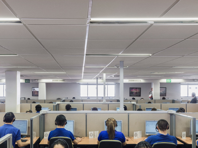 , 'Call Center, Culiacan,' 2014, GREGORY ALLEN