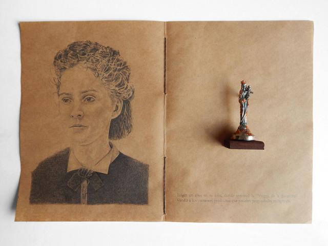 , 'Virgen de la Escarcha,' 2017, Proyecto NASAL