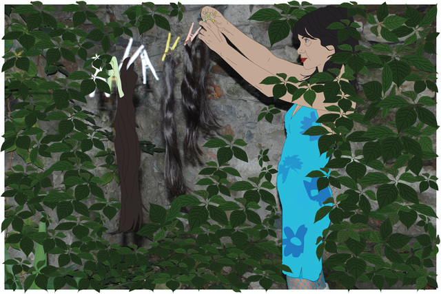 , 'From a Woman's Diary series,' 2012, Ekavart Gallery