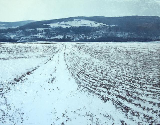 , 'Chemin en hiver,' , Hugo Galerie