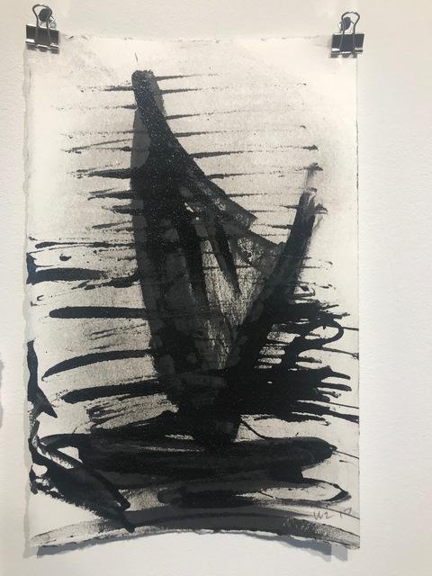 , 'voyager II,' 2018, galerie 103