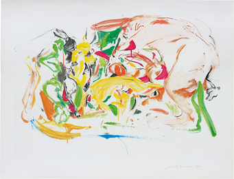 Cecily Brown, 'Untitled,' 1999, Phillips: New Now (December 2016)