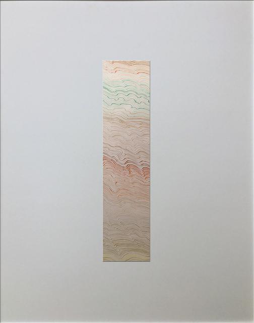 , 'Color Study 4,' 2018, Red Arrow Gallery