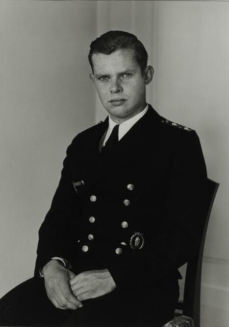 Naval Officer, c. 1944