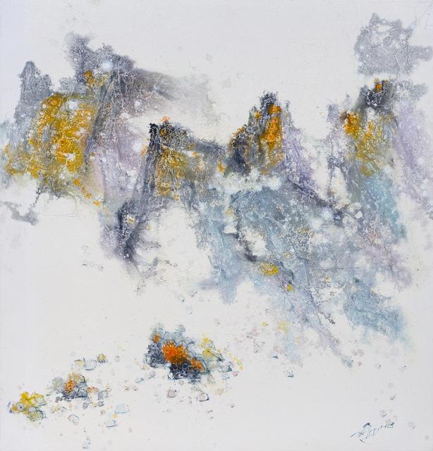 , 'Crags,' 1982, Galerie du Monde