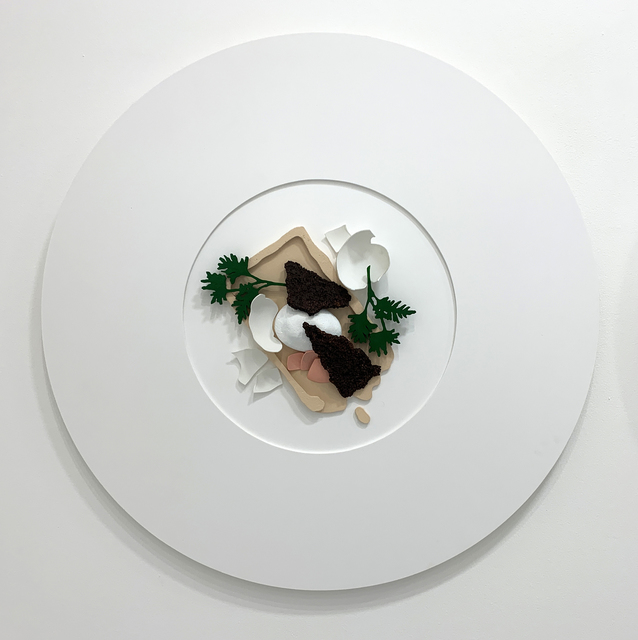Charles P. Reay, 'WD50; Selections from a Tasting Menu', 2019, Sculpture, Gouache on foam and sintra, Bruno David Gallery