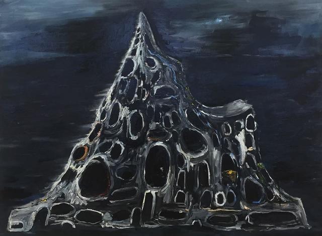 , 'Nero's Island,' 2015, The LODGE