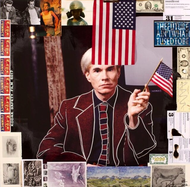 , 'American Hero,' 2014, The Untitled Space