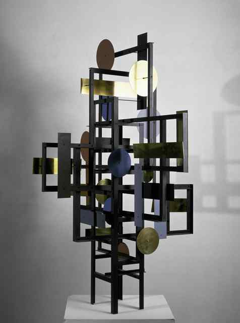 , 'Spatodynamique 16,' 1953, Leon Tovar Gallery