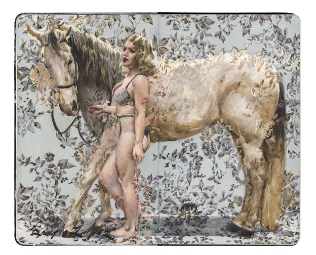 , 'Largerfeld Variance 1,' 2017, Spoke Art