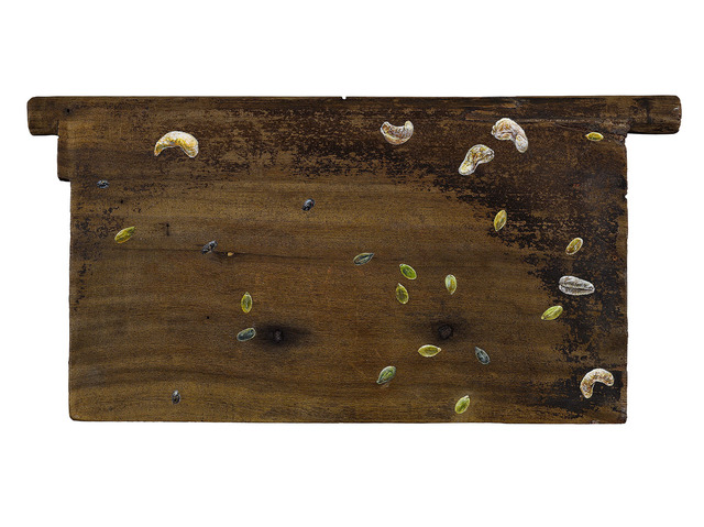 , 'Reincarnation: The Selection of Nuts I,' 2014, Double Square Gallery