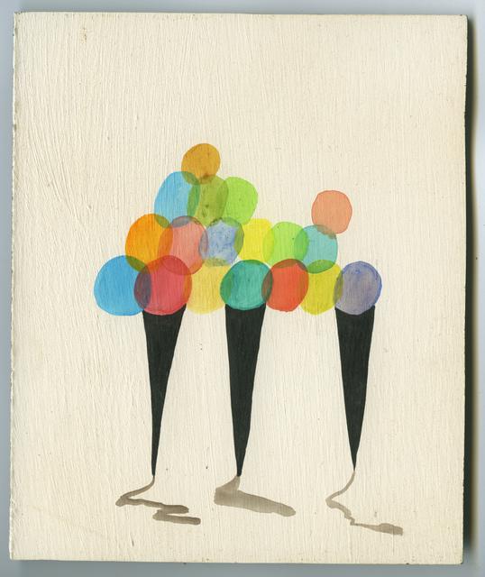 , 'Color Cones,' 2011, Court Tree Gallery