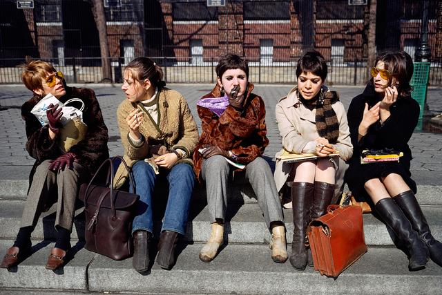 , 'New York,' 1967, Galerie Thomas Zander