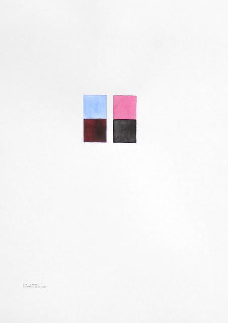 """, '""""Zane & Anete"""",' 2014, Alma"""