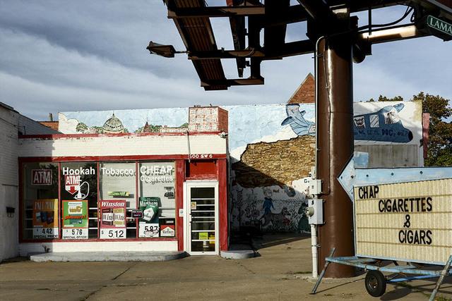 , 'Chap Cigarettes, Topeka, KS,' , Soho Photo Gallery