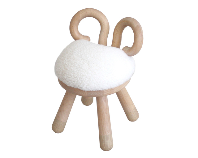 , 'Sheep Chair,' 2015, kinder MODERN