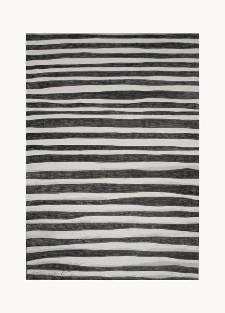 , 'Stripe,' 2016, Kamiya Art