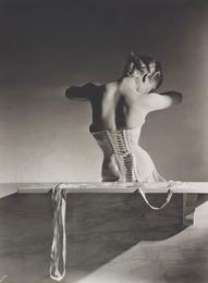 Horst P. Horst, 'Mainbocher Corset, Paris,' 1939, Phillips: Photographs