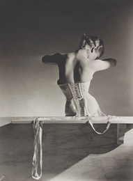 Horst P. Horst, 'Mainbocher Corset, Paris,' 1939, Phillips: Photographs (November 2016)