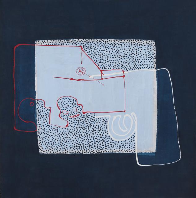 , 'Traces d'armes,' 2015, Magnin-A