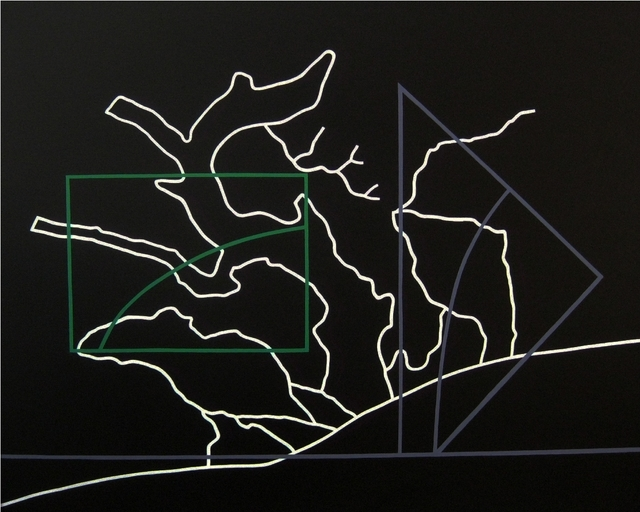 Derrick Greaves, 'Edge of the Wood', 2010, James Hyman Gallery