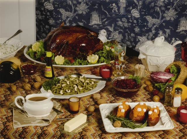Roe Ethridge, 'Thanksgiving 1984 (Table)', 2009, Sotheby's