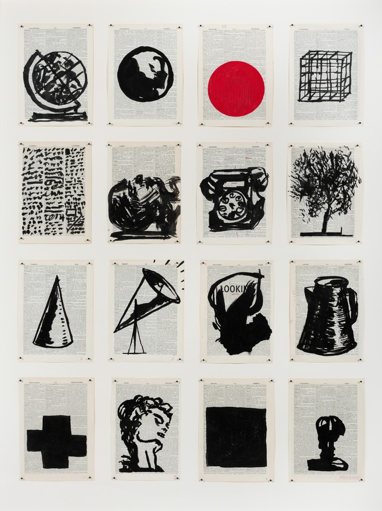 William Kentridge, 'Untitled (Rebus Forms),' 2014, Goodman Gallery