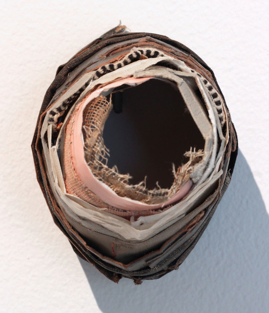 , 'Under (spine nest series),' 2017, John Davis Gallery