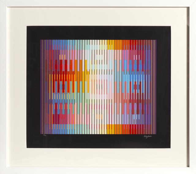 Yaacov Agam, 'untitled ', ca. 1980, RoGallery