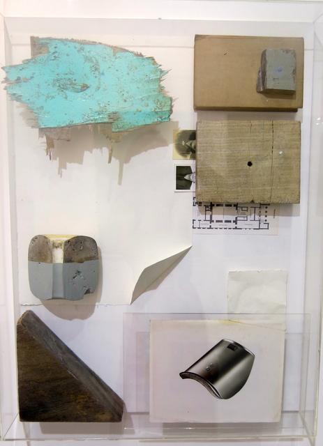 , 'Serie De Los Objetos Sin Importancia II,' 2014, LAMB Arts