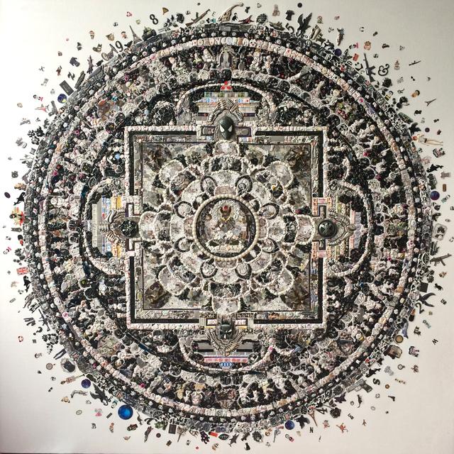, 'Mandala 201701,' 2017, Art+ Shanghai Gallery