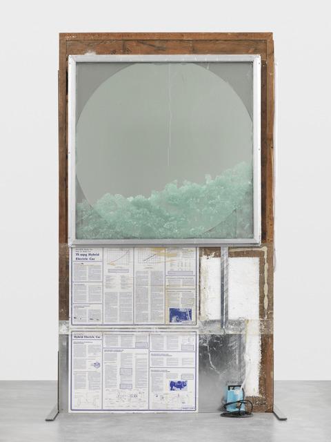 , 'WALK THROUGH WALLS (Triple Pane),' 2017, Galerie Eva Presenhuber