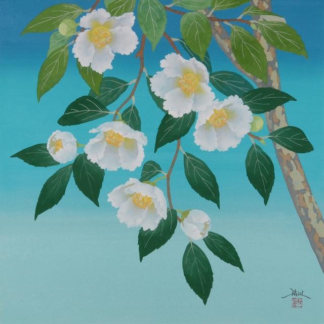 , ' Sal Flower ,' 2018, SEIZAN Gallery