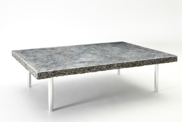 , 'Prototype 'Shredded' low table,' 2014, Sebastian + Barquet