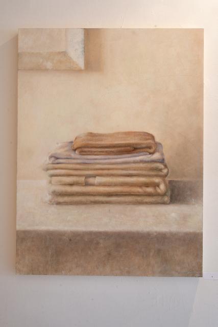 , 'Mom's Hands,' 2018, Linda Matney Gallery