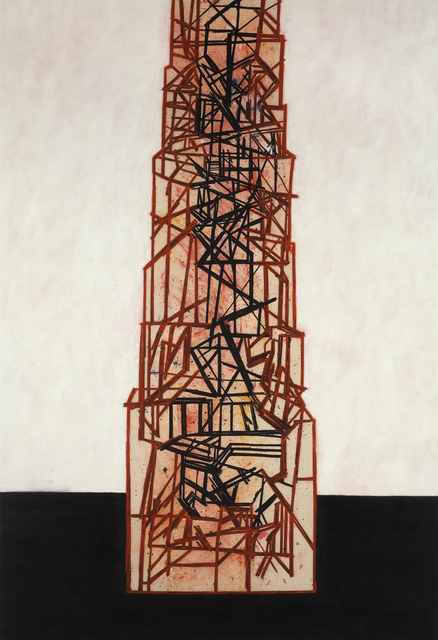 , 'Tower (PC0812),' 2008, Ben Brown Fine Arts