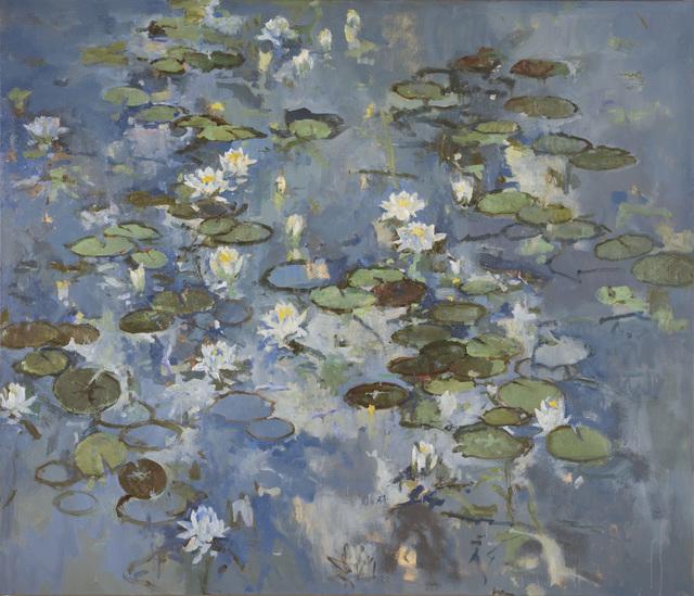 , 'Cobalt Blue,' 2016, Berggruen Gallery