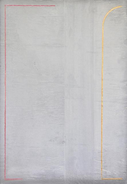 , 'Plan (arch),' 2014, Baró Galeria