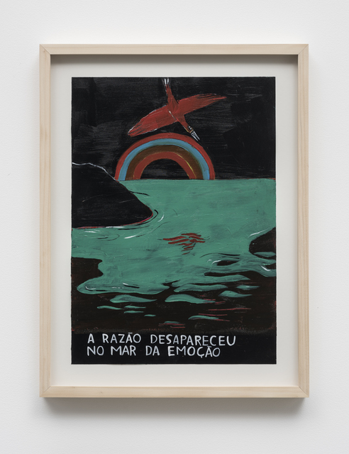 , 'Untitled,' 2017, Casa Triângulo