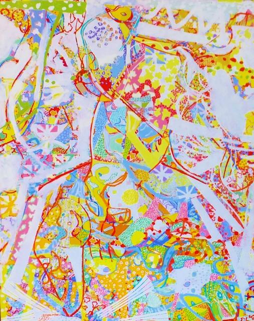 , 'After Valazquez,' 20111, Lawrence Fine Art
