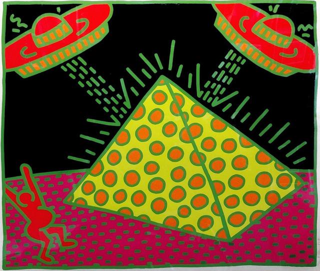 , 'FERTILITY #2,' 1983, Gallery Art
