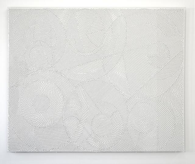 , 'Kissing Circles,' 2011, CONRADS