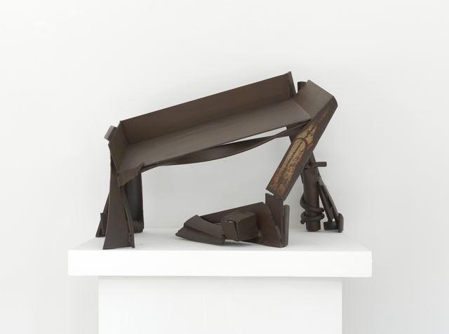 , 'Table Piece Z-98,' 1982-1983, Annely Juda Fine Art