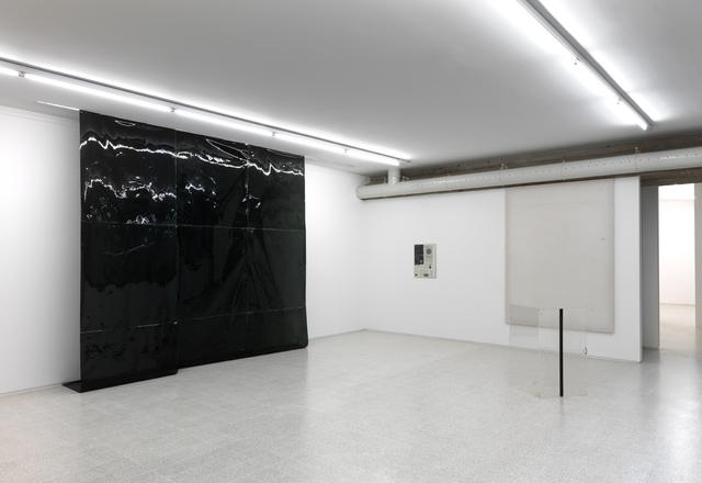 , 'Melnikov project, black facade,' 2011, Collezione Maramotti