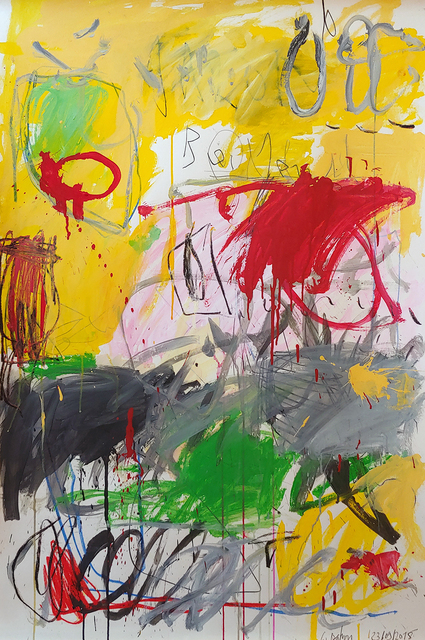 , 'Springtime in Paris,' 2019, ARDT Gallery
