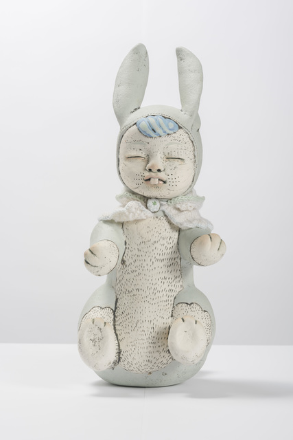 Yang Zong-Jia, 'Forest- Green Rabbit', 2015, Yiri Arts
